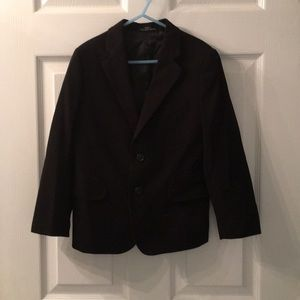 Calvin Klein black jacket Boys size 7